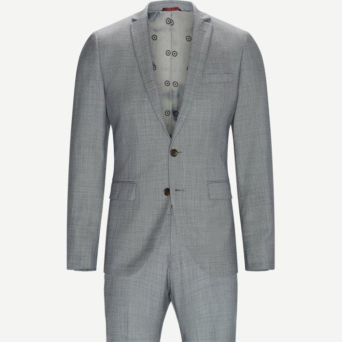 Suits - Regular - Grey